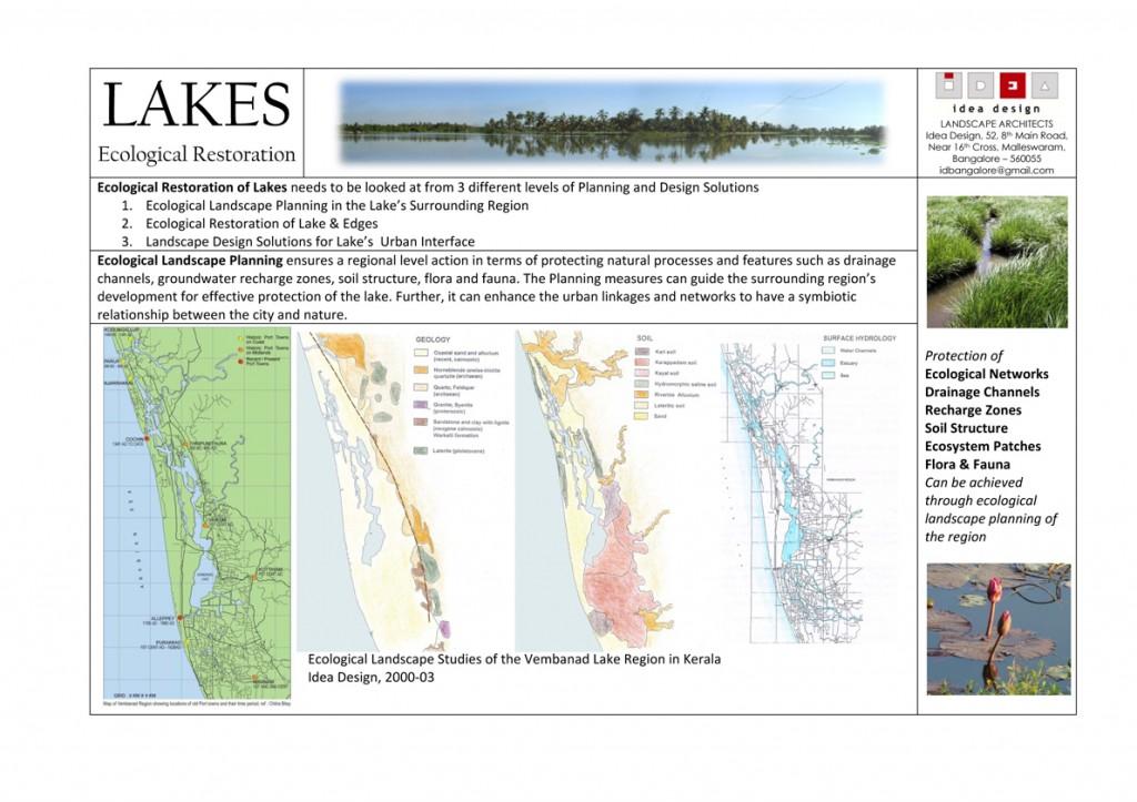 Microsoft Word - LAKES - Ecological Restoration 01jul09